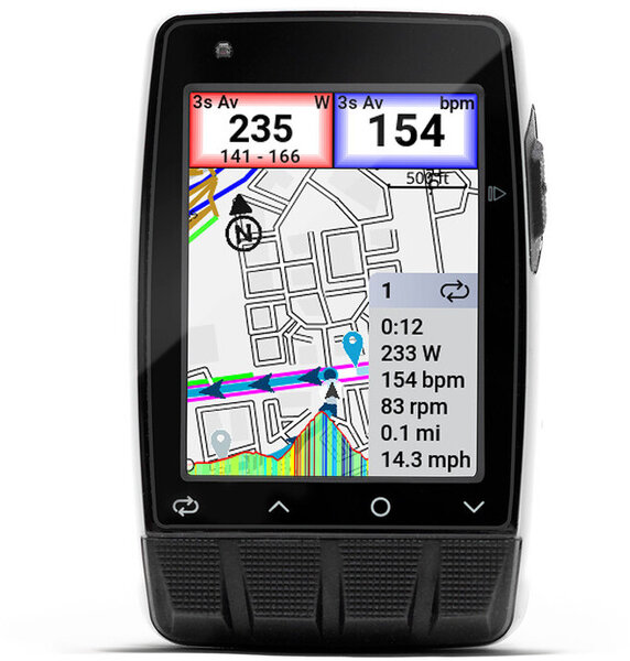 Stages Cycling Dash M50