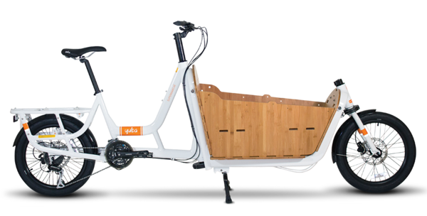 Yuba Electric Supermarché Front Loader
