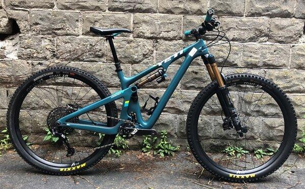 Yeti Cycles SB130 T1 X01 Eagle DEMO