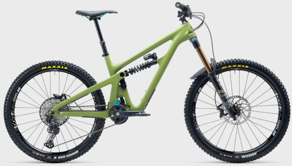 Yeti Cycles SB165 C1 Fox Factory Color: Moss Green