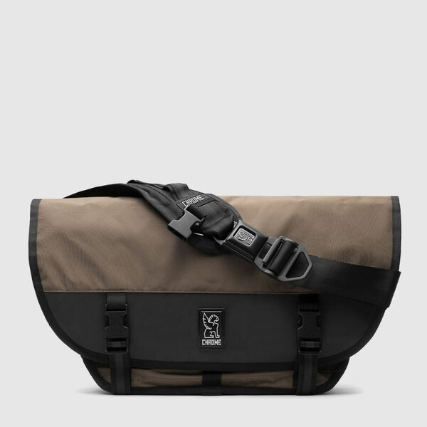 Chrome Mini Metro Welterweight Messenger Bag Color: Ranger Black
