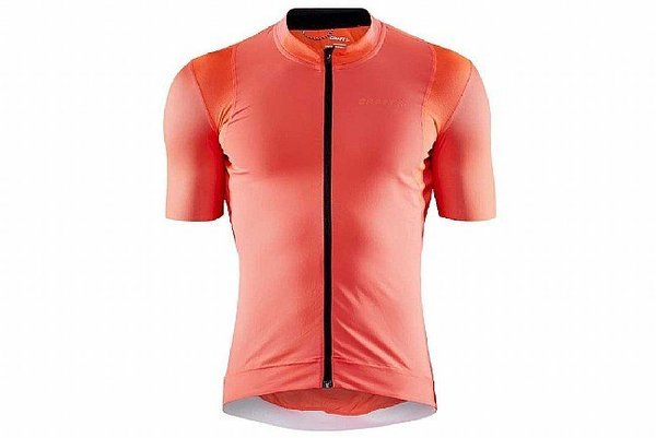 Craft Surge Lumen Jersey Color: Shock