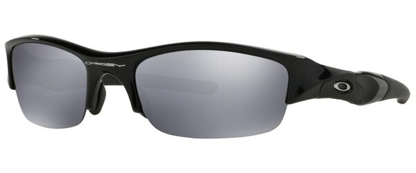 Oakley Flak Jacket Black Iridium