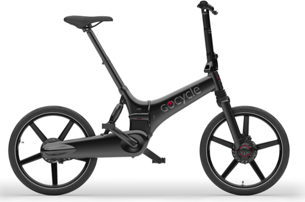 Gocycle GX Color: Black