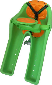 iBert Safe-T-Seat Color: Green