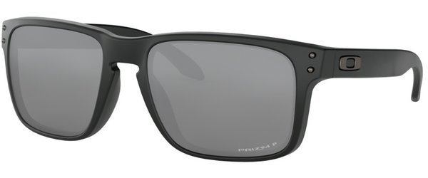 Oakley Holbrook Matte Black with Prizm Black Polarized