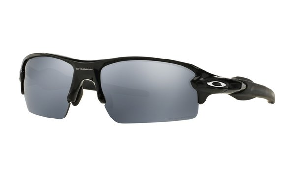 Oakley Flak 2.0 Black Iridium Polarized
