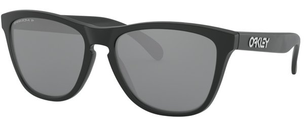 Oakley Frogskins Black Iridium Polarized