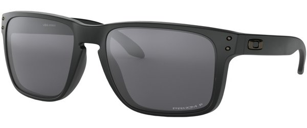 Oakley Holbrook XL Matte Black with Prizm Black Polarized