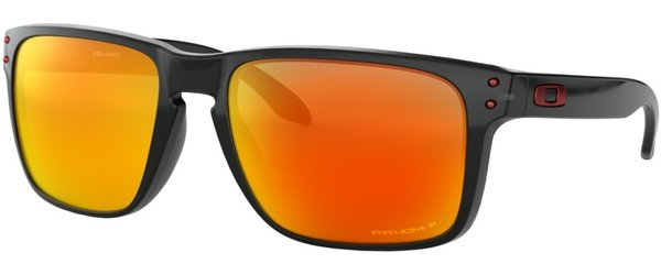 Oakley Holbrook XL Black Ink with Prizm Ruby Polarized
