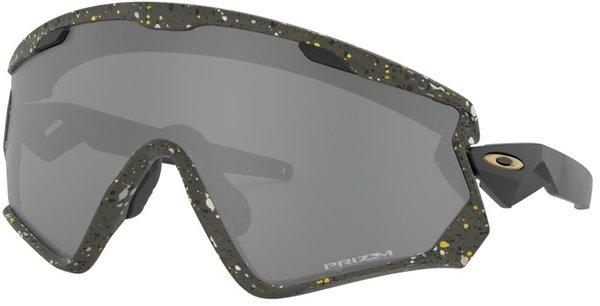 Oakley Windjacket 2.0 Splatter Olive with Prizm Black