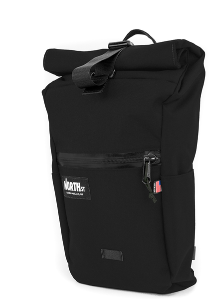 NORTH ST Davis Daypack Color: Blackout
