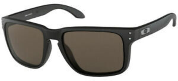 Oakley Holbrook XL Matte Black with Warm Grey