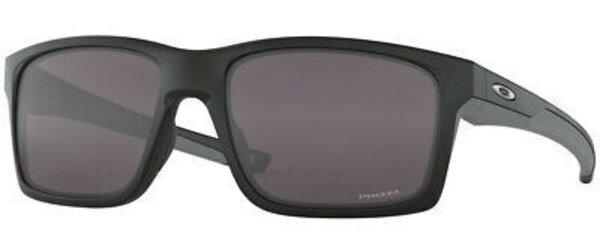 Oakley Mainlink XL Matte Black with PRIZM Grey
