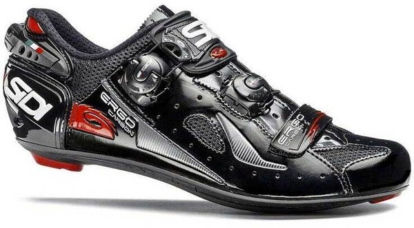 Sidi Ergo 4 Color: Black