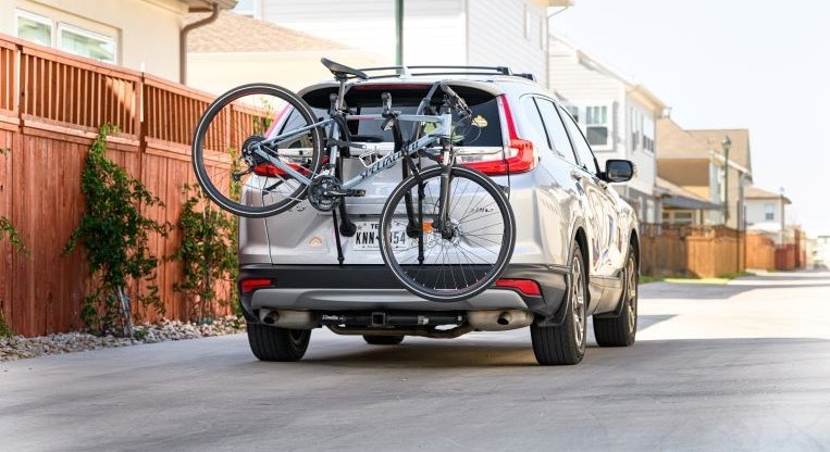 image trunk bike rack