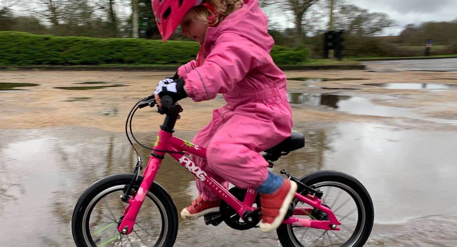 kids' bike trade up program
