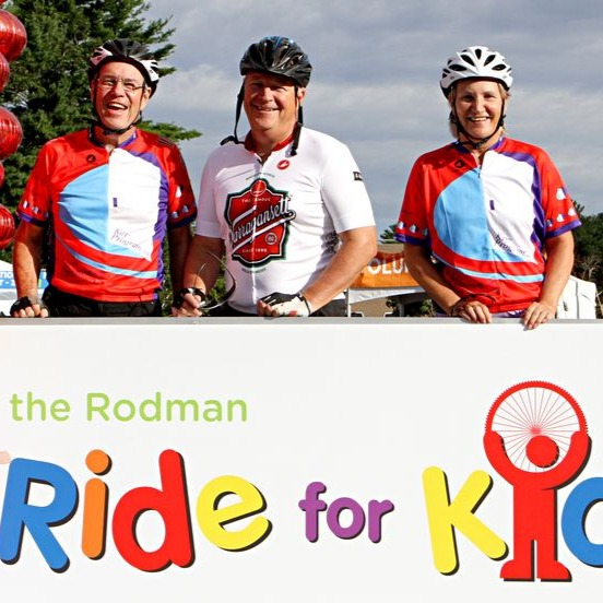 Rodman ride for kids image