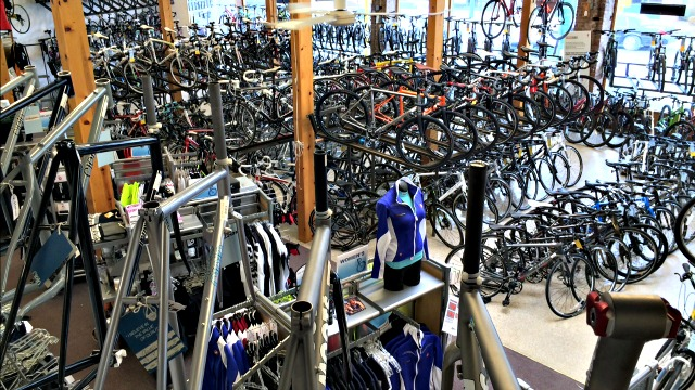 Shop for bicycles in Belmont, MA