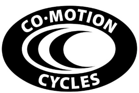 Co-Motion bike brand