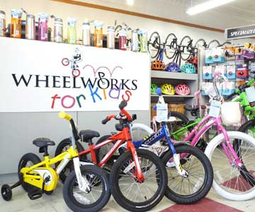 wheelworks for kids