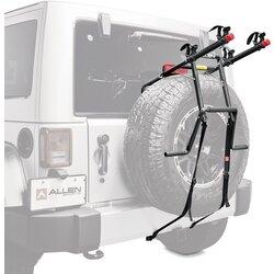 Allen 302DN 2-Bike Spare Tire Rack w/Tie Down