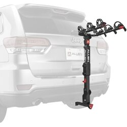 Allen 830QR PREMIER LOCKING 3-BIKE HITCH 1.25 OR 2