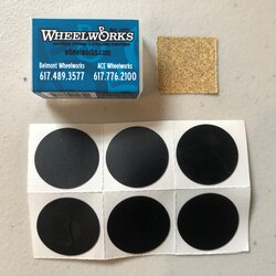 Wheelworks Glueless Patch Kit