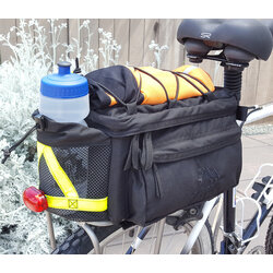 Jandd Rear Rack Pack Ebike