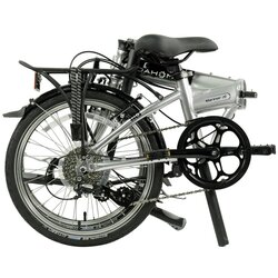 Dahon Mariner D8 Brushed 20