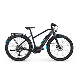 Raleigh Electric Redux IE Step Thru Black Small