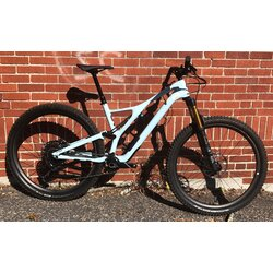 Specialized Stumpjumper Custom 29er Carbon Fox Air Kit