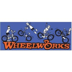 Wheelworks Limited Edition Logo Waterbottle 21oz