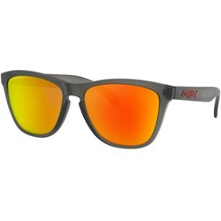 Oakley Frogskins Grey Smoke Prizm Ruby Polarized