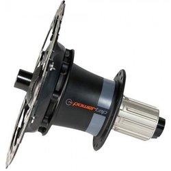 PowerTap PowerTap G3 142mm Thru-Axle 135mm QR 32 Hole PowerDisc Hub-Black-32
