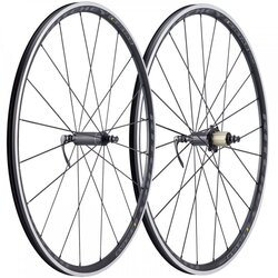 Ritchey Ritchey Zeta II Wheelset, Shimano 11 Speed , Rim Brake, Tubeless Ready, 17mm ID