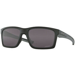 Oakley Mainlink XL Matte Black with PRIZM Grey