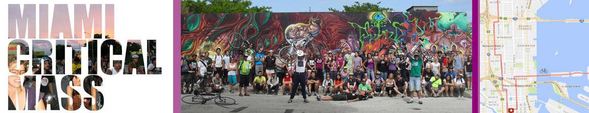 Miami Critical Mass, Miami Bike Events