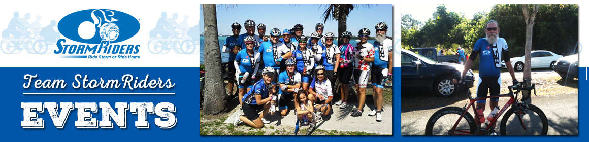 Team StormRiders Events, Road Bike Groups in Miami Florida
