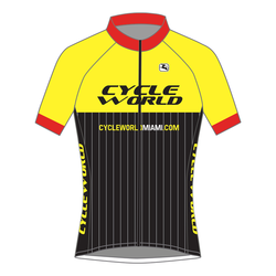 Giordana Cycle World Team - Vero Pro Jersey