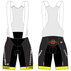Giordana Cycle World Team - Vero Pro Bib Short