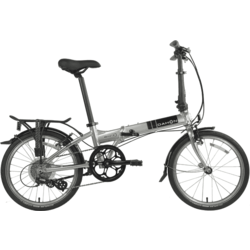 Dahon Mariner D8 Brushed