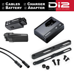 Shimano Di2 Cables, Battery, Charger, Adapter, Junction Box