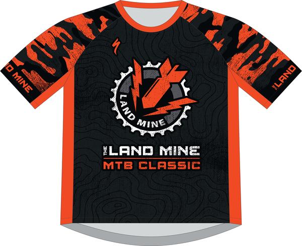 Landmine MTB Classic *Pre-Order: Landmine MTB Classic Trail Jersey