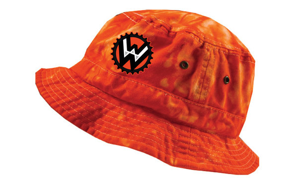 Wompatuck Warriors Tie-Dye Bucket Hat / PRE-ORDER ONLY