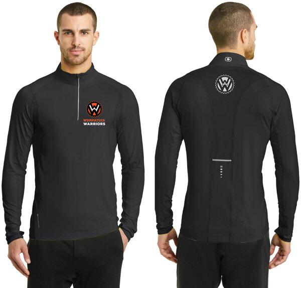 Wompatuck Warriors OGIO Nexus Zip Pullover / PRE-ORDER ONLY