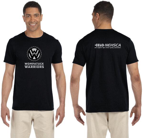 Wompatuck Warriors Short Sleeve T-shirt / PRE-ORDER ONLY