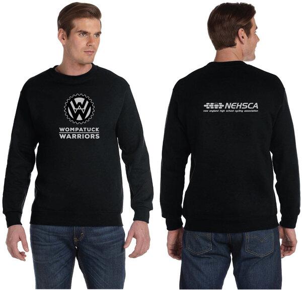 Wompatuck Warriors Crew Sweatshirt / PRE-ORDER ONLY