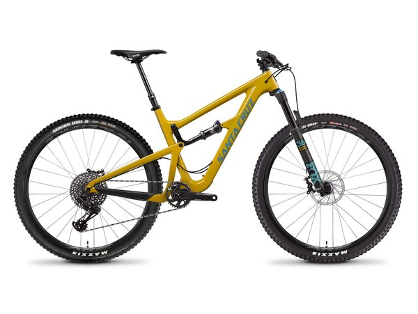 BIKEBARN #TESTSHRED Santa Cruz Hightower Carbon C