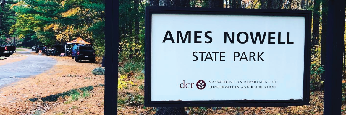 Mountain Biking & MTB Trails: Ames Nowell State Park